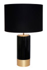 Paola Table Lamp - Black (cl)