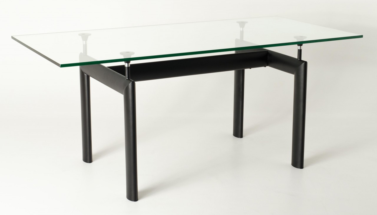 Dining Table Le Corbusier Lc6 Table White