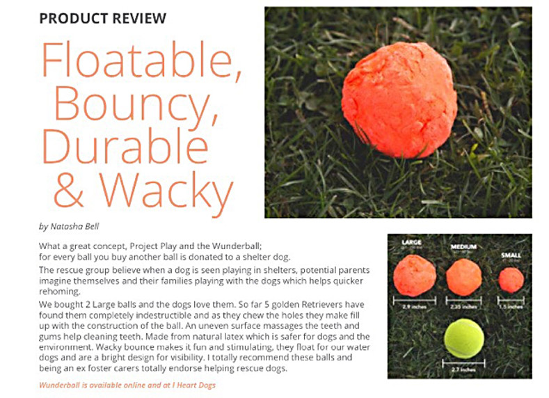 WUNDERBALL Review from Down Under