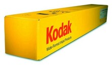 "Excellent for HP, Oce and Canon Inkjet Kodak Polypro Satin w/Self Adhesive 36"" x 100' 6mil 1 Roll (2""core) ECD22321300"