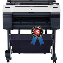 """Plotter Roll Printing Easy with 2990B013 Canon imagePROGRAF iPF650 24"""" Large Format Printer"""