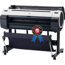 "Plotter Roll Printing Easy with Canon imagePROGRAF iPF750 Inkjet Large Format Printer - 36"" - Color"