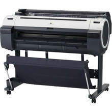 """Plotter Roll Printing Easy with 3432B014 36"""" Color Canon imagePROGRAF iPF755 Inkjet Large Format Printer"""
