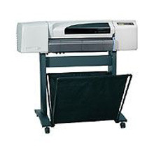 "Plotter Roll Printing Easy with HP DesignJet 510 42"" Plotter"