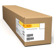 """Excellent for HP, Oce and Canon Inkjet Kodak Self Adhesive Poly Poster Roll Rapid Dry 6Mil 36"""" x 100' KRDSAGP36"""
