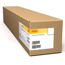"""Excellent for HP, Oce and Canon Inkjet Poster Paper Satin 36"""" x 100' 190gm Kodak Rapid Dry"""