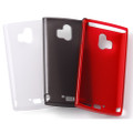 F-05D Soft Cover + Screen protector set