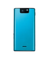 P-01D Official Docomo Turquoise Back Cover