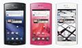 Docomo NEC N-05D Medias ES Phone