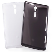 SO-02D Soft Cover + Screen protector set