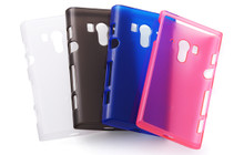 SO-03D Soft Cover + Screen protector set