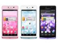 Docomo Sharp SH-04E Aquos Phone Ex