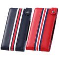 N-05E Leather Stripe case