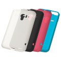 SH-06E Silicone Cover + Screen protector set
