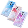 F-07E Disney Princess design Clear Cover