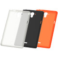 SH-04F Silicone Cover + Screen protector set