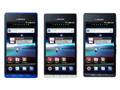 Docomo Sharp SH-01D HD Aquos Phone