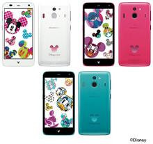 Docomo Fujitsu F-03F Disney Phone