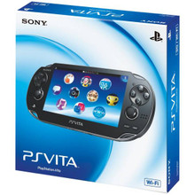 Sony Playstation Vita Wifi Model