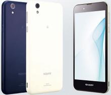 Sharp SH-M04 Aquos Hikari Emotion Phone