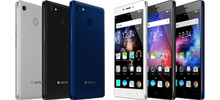 Freetel Samurai Raijin Android Phone