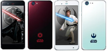 Softbank Sharp Star Wars Mobile