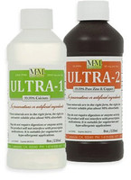 Ultra 1 & Ultra 2  - both 8oz bottles