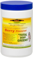 Greens BERRY Flavor, Total Body 300gm