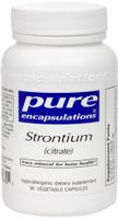 Strontium Citrate 227mg 90caps