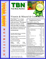Total Body Nutrient 30 Vials