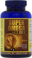 Super Omega 6&3 Oils 120caps (725mg each)