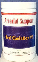 Arterial Support Oral Chelation 2