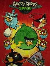 ANGRY BIRDS IN SPACE - R