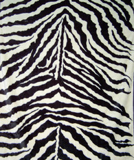 ATJ ZEBRA BLACK AND WHITE - R