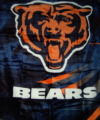 QUEEN SIZE CHICAGO BEARS - R
