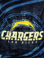 QUEEN SIZE SAN DIEGO CHARGERS - R