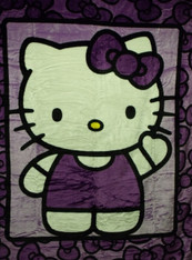 HELLO KITTY PICTURE PERFECT- R