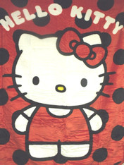 HELLO KITTY LADY BUG BABY - R