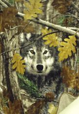 HUNTSMAN WOLF CAMO (SHERPA) 50X70