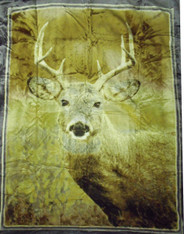 DEER, 2 PLY , DOUBLE SIDED HEAVY WEIGHT - R