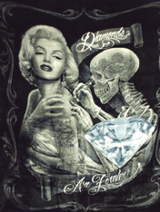 MARILYN MONROE DIAMONDS  -R