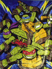 TMNT TURTLE MAYHEM  - R