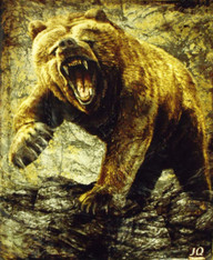 GRIZZLY BEAR   - R