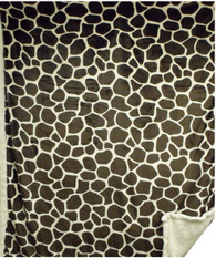 ATJ SHERPA FS 8 BROWN  (GIRAFFE) FULL 60X80 - R
