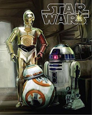 STAR WARS BB8    - R