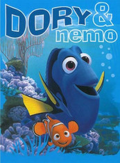 FINDING DORY SEA BUDDIES   - R