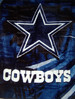 QUEEN SIZE DALLAS COWBOYS - RS