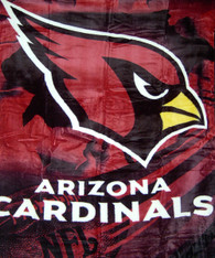 QUEEN SIZE ARIZONA CARDINALS - RS