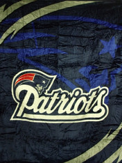 QUEEN SIZE NEW ENGLAND PATRIOTS -R