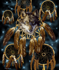 DREAM CATHER WOLF - R